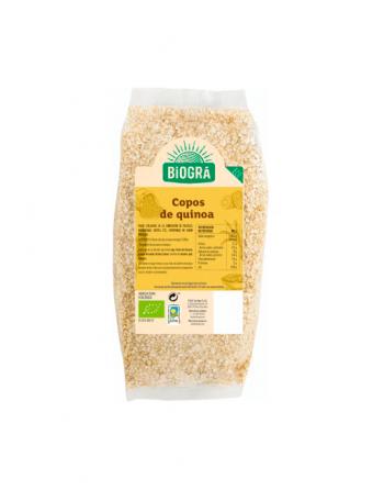 Copos quinoa BIOGRÁ