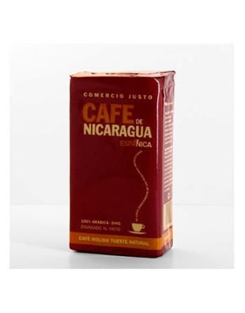 Café molido 250 gr. (NICARAGUA) ESPANICA