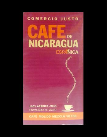 Café molido mezcla (Nicaragua) ESPANICA