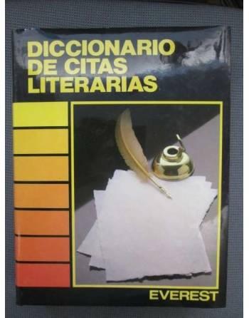 DICCIONARIO DE CITAS LITERARIAS