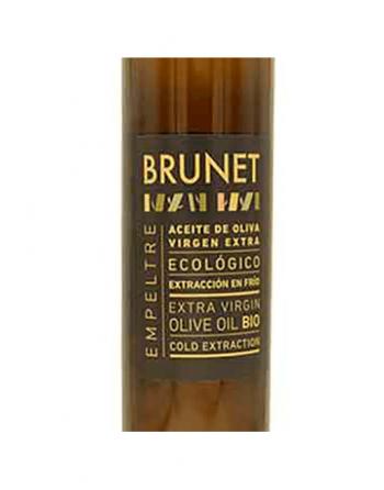 Aceite oliva 1l. Empeltre Brunet
