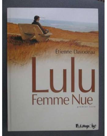 LULU FEMME NUE. Premier livre.
