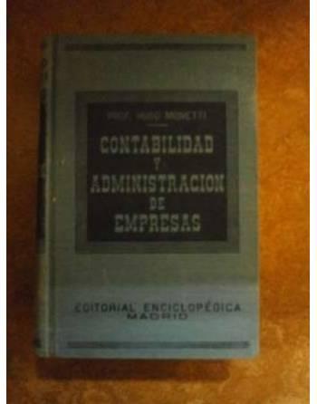 CONTABILIDAD Y ADMINISTRACION DE EMPRESAS