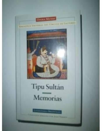 TIPU SULTÁN /MEMORIAS