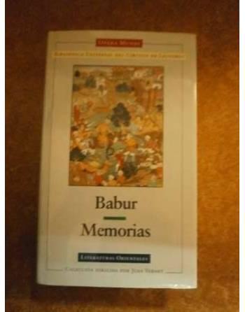 BABUR/MEMORIAS