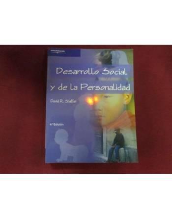 DESARROLLO SOCIAL Y DE LA PERSONALIDAD