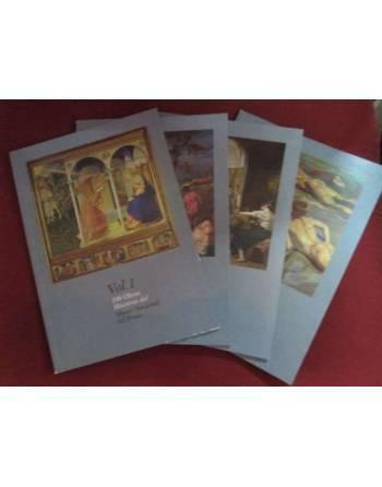 100 OBRAS MAESTRAS DEL MUSEO NACIONAL DEL PRADO (4 volúmenes)