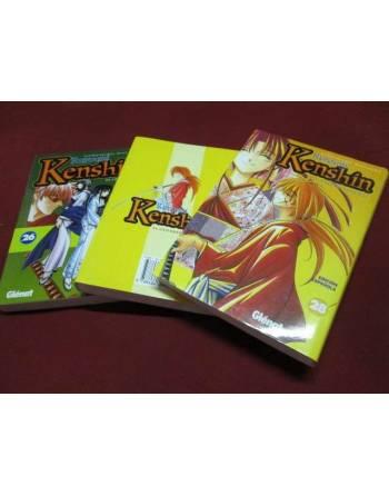 RUROINI KENSHIN . El guerrero Samurai (Colección completa, 28...