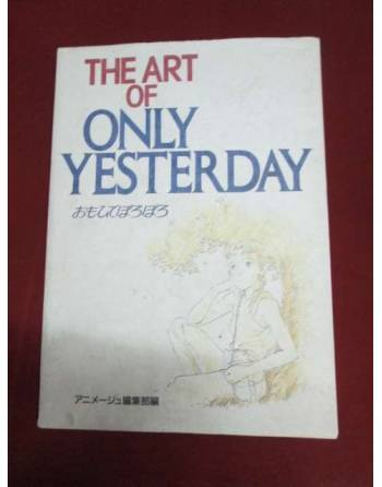 THE ART OF ONLY YESTERDAY