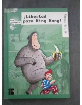 ¡LIBERTAD PARA KING KONG!