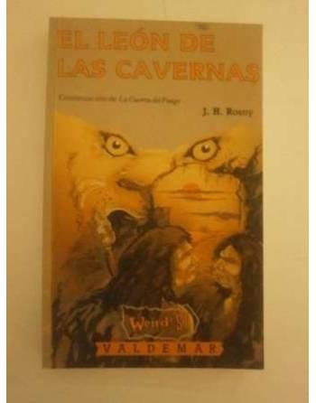 EL LEON DE LAS CAVERNAS (3 libros)