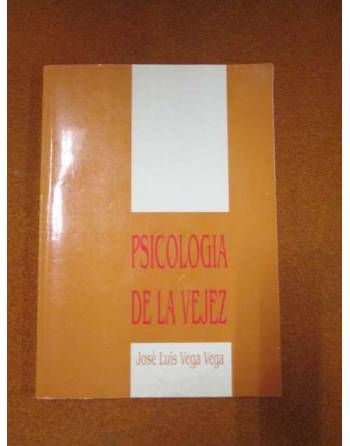 PSICOLOGÍA DE LA VEJEZ
