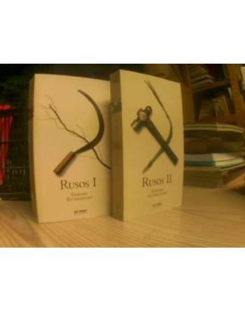 RUSOS I. RUSOS II. (2 VOLÚMENES)