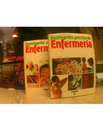 ENCICLOPEDIA PRÁCTICA DE ENFERMERÍA (6 TOMOS)
