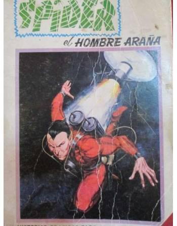SPIDER EL HOMBRE ARAÑA