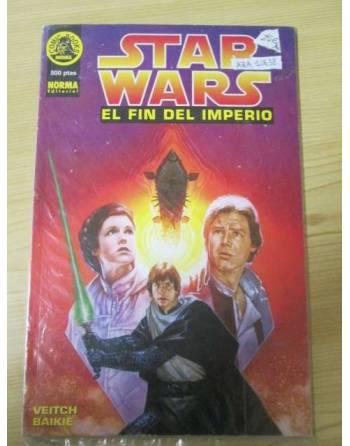 STAR WARS. EL FIN DEL MUNDO