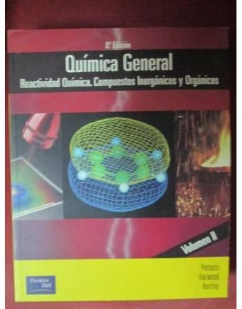 QUÍMICA GENERAL. Reactividad Química. Compuestos Inorgánicos y...
