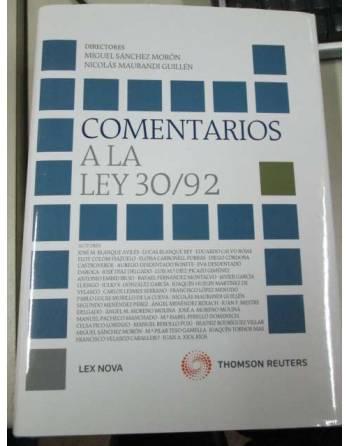 COMENTARIOS A LA LEY