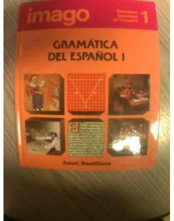 BIBLIOTECA SANTILLANA DE CONSULTA: GRAMÁTICA DEL ESPAÑOL I