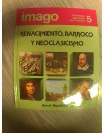 BIBLIOTECA SANTILLANA DE CONSULTA: RENACIMIENTO, BARROCO Y...