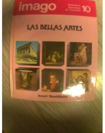 BIBLIOTECA SANTILLANA DE CONSULTA:LAS BELLAS ARTES