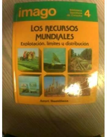 BIBLIOTECA SANTILLANA DE CONSULTA: LOS RECURSOS MUNDIALES....