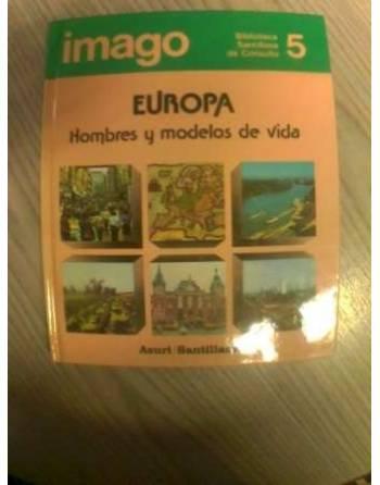 BIBLIOTECA SANTILLANA DE CONSULTA: EUROPA. HOMBRES Y MODELOS DE VIDA
