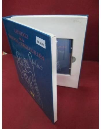 CATÁLOGO DE BIBLIOTECA JORGE GUILLÉN EN CD