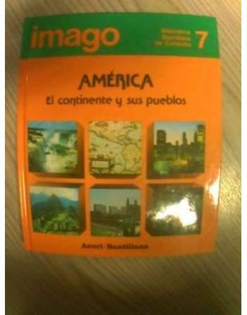 BIBLIOTECA SANTILLANA DE CONSULTA: AMÉRICA. EL CONTINENTE Y SUS...