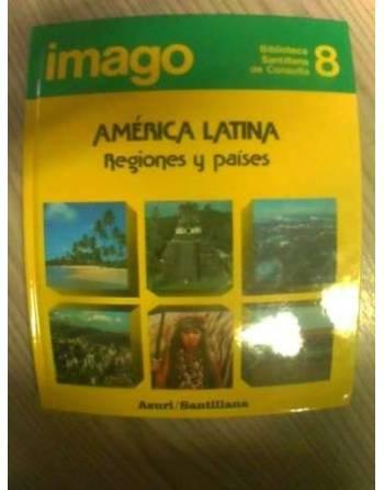 BIBLIOTECA SANTILLANA DE CONSULTA: AMÉRICA LATINA. REGIONES Y PAÍSES.