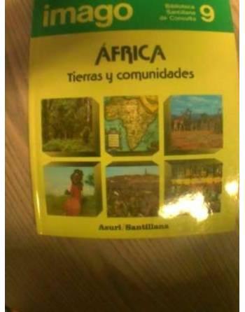 BIBLIOTECA SANTILLANA DE CONSULTA: ÁFRICA. TIERRAS Y COMUNIDADES