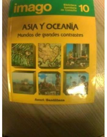 BIBLIOTECA SANTILLANA DE CONSULTA: ASIA Y OCEANÍA. MUNDOS DE...