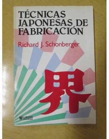 TÉCNICAS JAPONESAS DE FABRICACIÓN