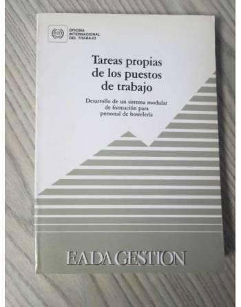 TAREAS PROPIAS DE LOS PUESTOS DE TRABAJO. Desarrollo de un sistema...
